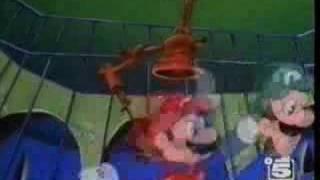 Super Mario Bros super Show Italian intro