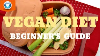 Vegan Diet   Complete Beginner's guide + Meal plan