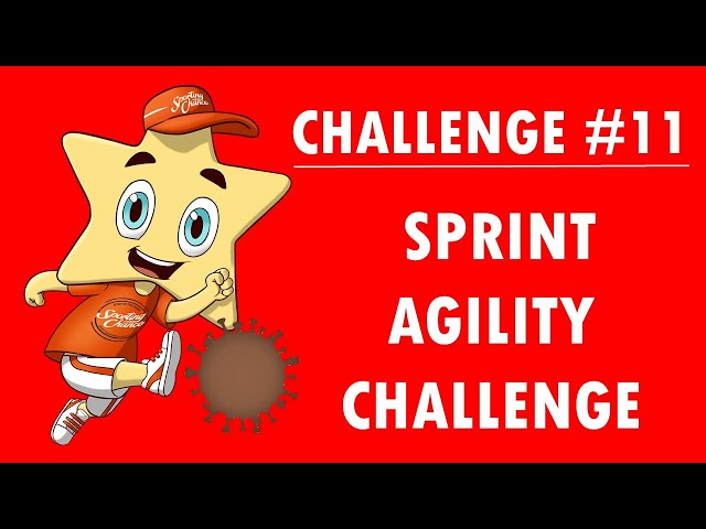 Sporting Chance Challege #11 Sprint Agility Challenge