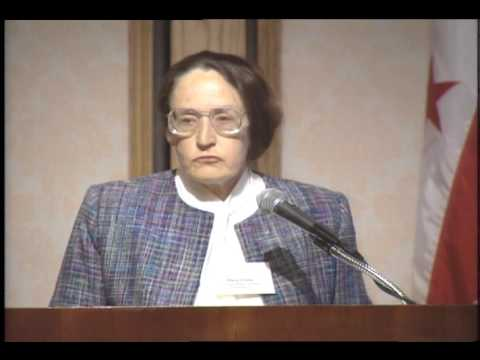 Abstractions and Codification in Software Engineering, lecture by Mary Shaw