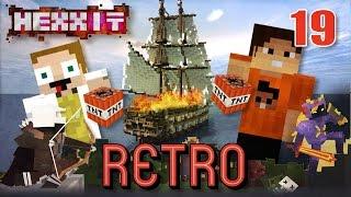 [GEJMR] Retro Hexxit s GoGem - ep. 19 - Odpálili jsme Španělskou loď :D