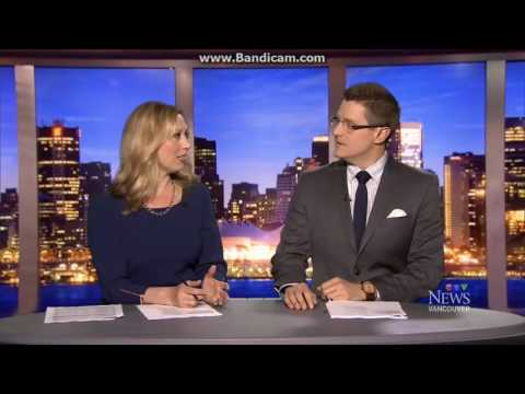 CIVT: CTV News Vancouver At 6pm Close--2016 - YouTube