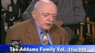 The Addams Family cast interview