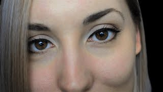 Giving You a Hug  | Extremely Close Up Whispers (personal attention w/ hair stroking) ASMR