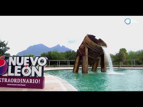 Monterrey Extraordinario video aereo con drones en 4k│Parque Fundidora│Tour por Monterrey Nuevo Leon