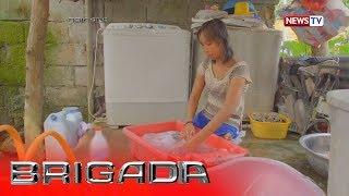 Brigada: Babaeng ipinanganak na walang mga binti, positibo pa rin ang pananaw sa buhay