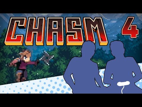 Chasm - PART 4 - Let's Go SHOPPING! - Let's Game It Out |