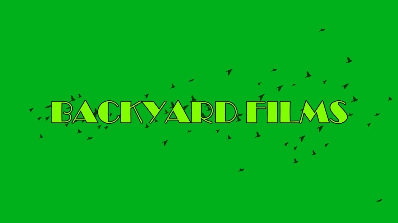 Backyard Films Part - 20: The Andy Griffith Show (Theme) - Teach Your Bird To Sing. Backyard Films