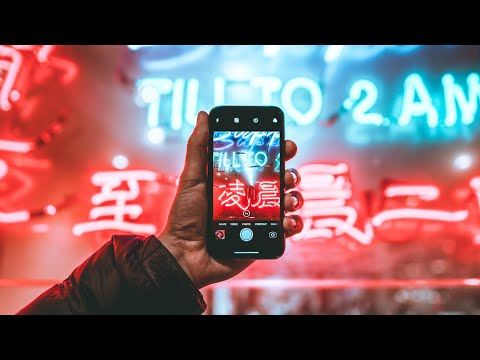VIBRANT Mobile Night Photography!
