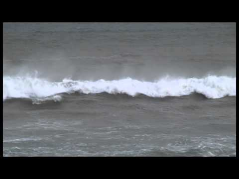 Pentland Firth Inner Sound Waves December 2014