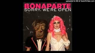 Bonaparte - Point & Shoot (Feat. Siriusmo)