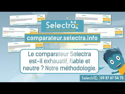 Le Comparateur Selectra Est-il Exhaustif, Fiable Et Neutre ? Notre Méthodologie.
