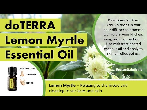 incredible-doterra-lemon-myrtle-essential-oil-uses