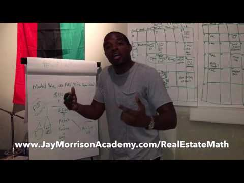 Free Real Estate Math Lesson from Celebrity Mogul Jay Morrison