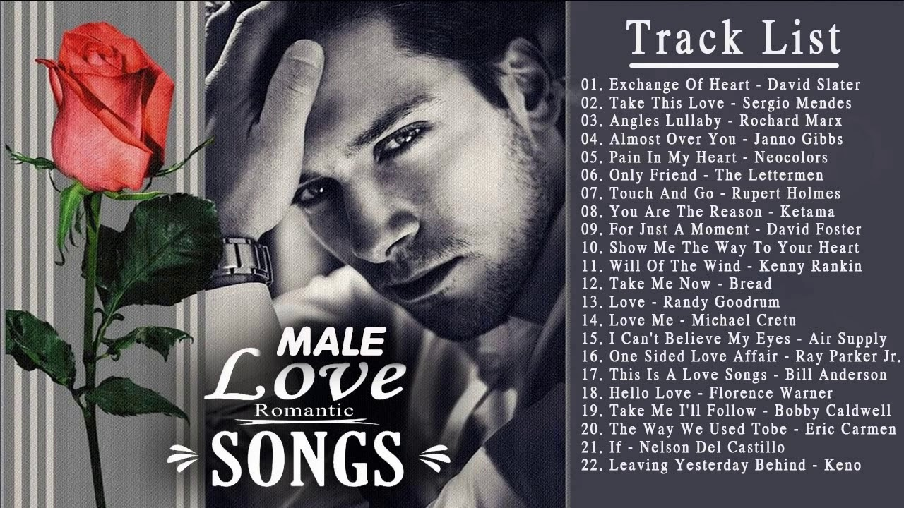 top love songs for him