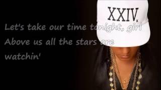 Download Video Bruno Mars - Versace on The Floor (Lyric Video) MP3 3GP MP4