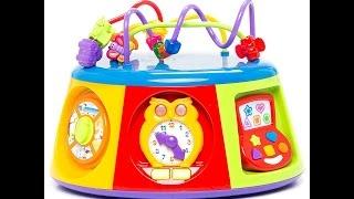 Kiddieland Розвиваючий центр ''Активний короб'' розвиваюча музична іграшка