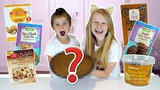 WE MiXED EVERY COOKiE FLAVOR TOGETHER!