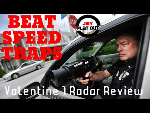 Radar Detectors - How and Why To Use! Valentine One Review