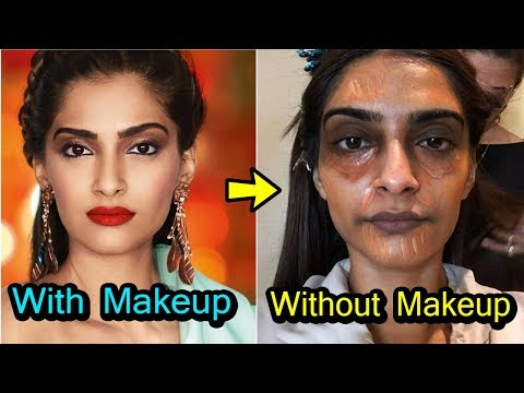 20 Shocking Looks Of Bollywood Actress Without Makeup