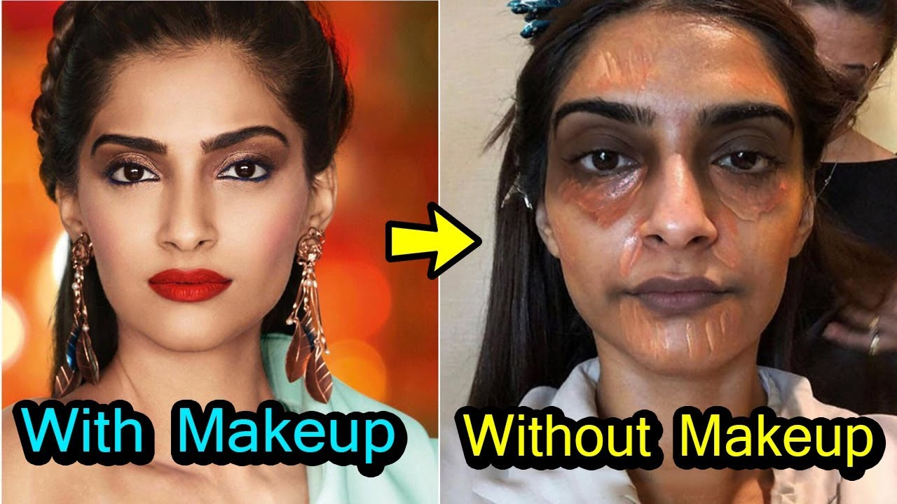 20 shocking looks of bollywood actress without makeup - youtube
