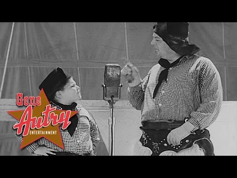 Smiley Burnette & Joseph Strauch, Jr. - Keep It in the Family (Under Fiesta Stars 1941)