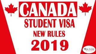 Canada Student Visa New Rules 2019 || Aman Arora Vlogs #33