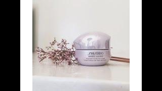 видео Shiseido крем