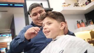 New Image Barbershop - Kids have fun too!