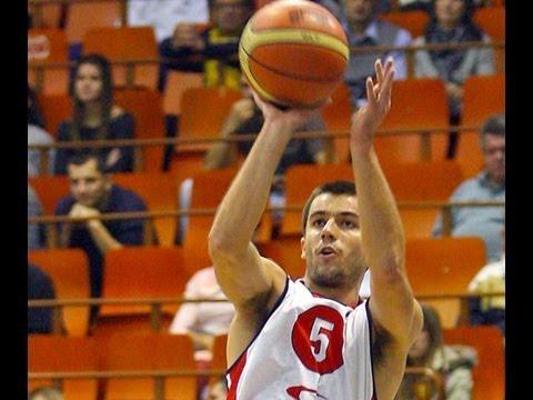 Ognjen Kuzeta - Basketball Highlights