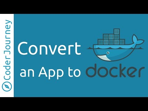 Dockerizing an Existing Rails Application