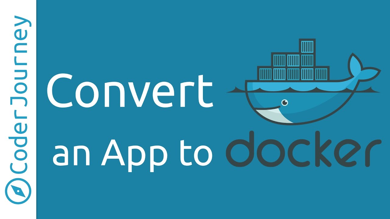 Convert an Existing Rails Application to Work with Docker