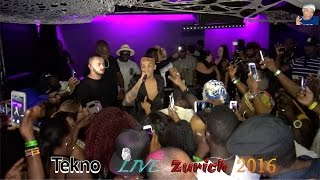 Tekno Miles, Live In Zurich Switzerland 2016