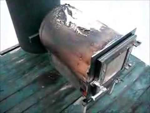 large rocket stove youtube