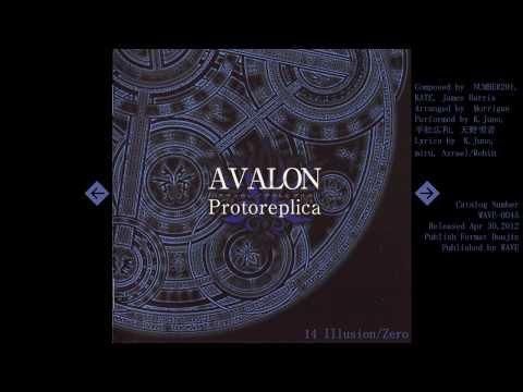 【WAVE】AVALON/Protoreplica (M3-29/2012)【Doujin FATE Soundtrack Arrangement Album】