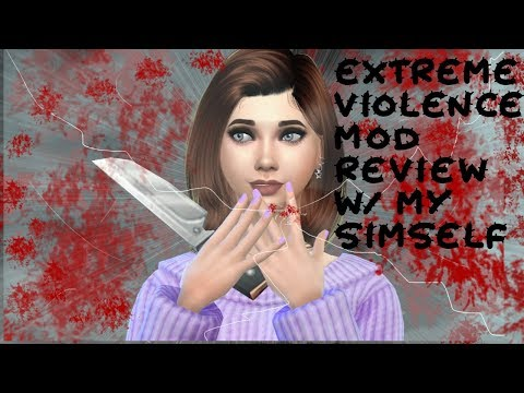Sims 4 Violence Mod Review - Www imagez co