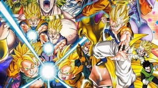 DBZ Ultimate Tenkaichi Rising Force Extended