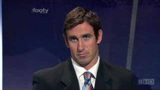 Andrew Johns Ecstasy Interview - Part 1 of 2