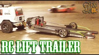 RC LIFT TRAILER