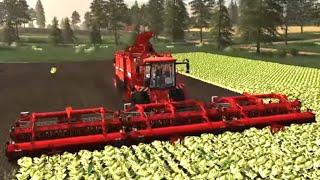 #56 - QUESTO BESTIONE RACCOGLIE DI TUTTO! w/Robymel81/Nora -  FARMING SIMULATOR 19 ITA RUSTIC ACRES