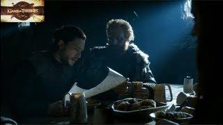 Письмо Рамси Болтана для Джона Сноу   Game of Thrones 6x04