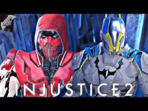 Injustice 2 Online - SUB ZERO VS BILLIONAIRE BATMAN!