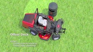 Toro® Groundsmaster® 360 Quad-Steer™