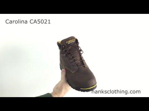 Carolina Waterproof 400 Gram Insulated Boots Style CA5021