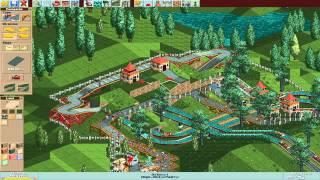 rct aqua park timelapse