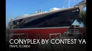 Used 1972 Conyplex by Contest Yachts 33 for sale in Miami, Florida