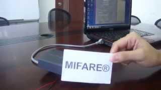 видео Пластиковые бесконтактные smart карты Mifare