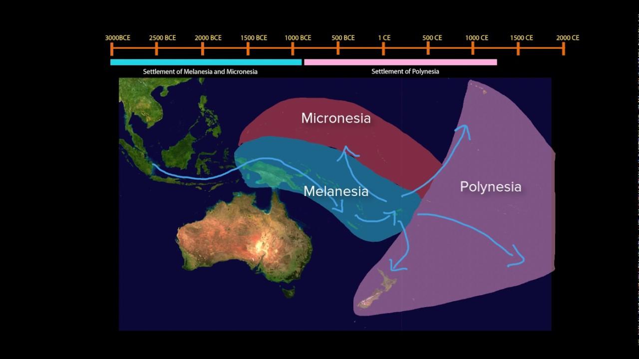Period 1: Prehistory to 600 BCE