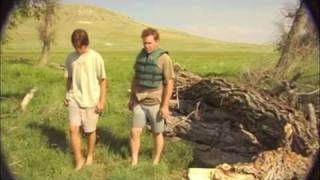 Wilderness Survival: Canoe Camping (Sample Clips) with Thomas J. Elpel