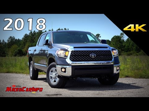 2018 Toyota Tundra SR5 - Detailed Look in 4K